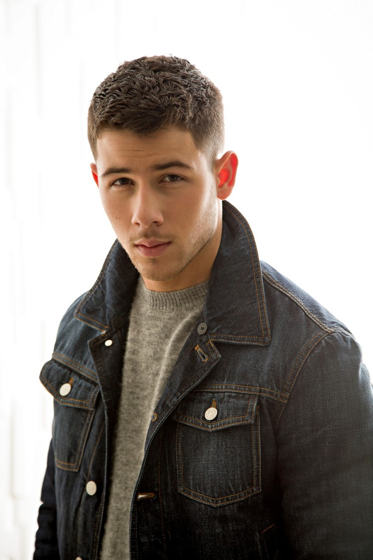 11/4/14 12:58:26 AM -- New York, NY -- Nick Jonas is releasing a new self-titled solo album Nov. 11. -- Photo by Bill Bernstein, Freelance ORG XMIT: BB 131978 NICK JONAS 11/04/2014 [Via MerlinFTP Drop]