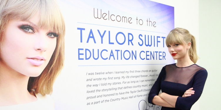 Taylor Swift Officially Opens The Taylor Swift Education Center At The Country Music Hall Of Fame And Museum