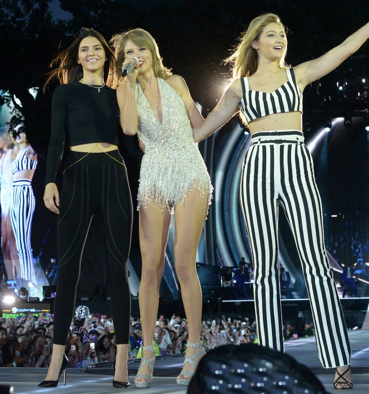 Taylor Swift The 1989 World Tour Live In London