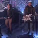 Demi Lovato & Fall Out Boy  – Irresistible (Live)