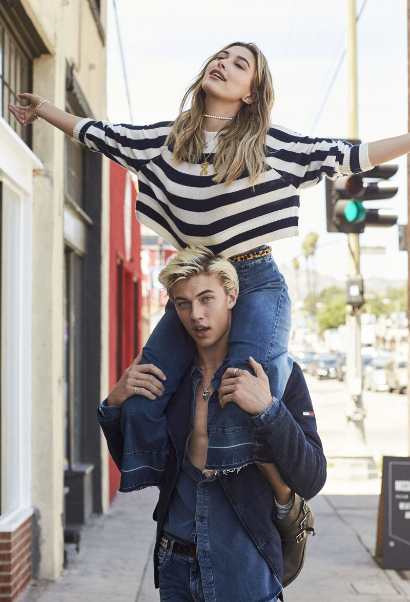 lucky-blue-smith-and-hailey-baldwin-for-hilfiger-denim-fall-winter-2016-7-72p