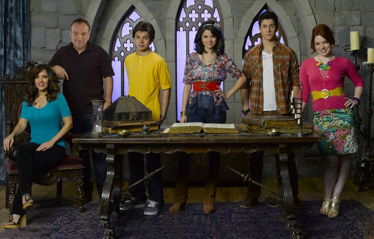 """Disney Channel's """"The Wizards of Waverly Place"""" - Season Four"""