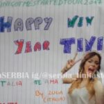 Bringing things to another level: Tinistas from Serbia wrote and composed song for Martina Stoessel!