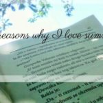 Šehadin blog: 13 reasons why I love summer