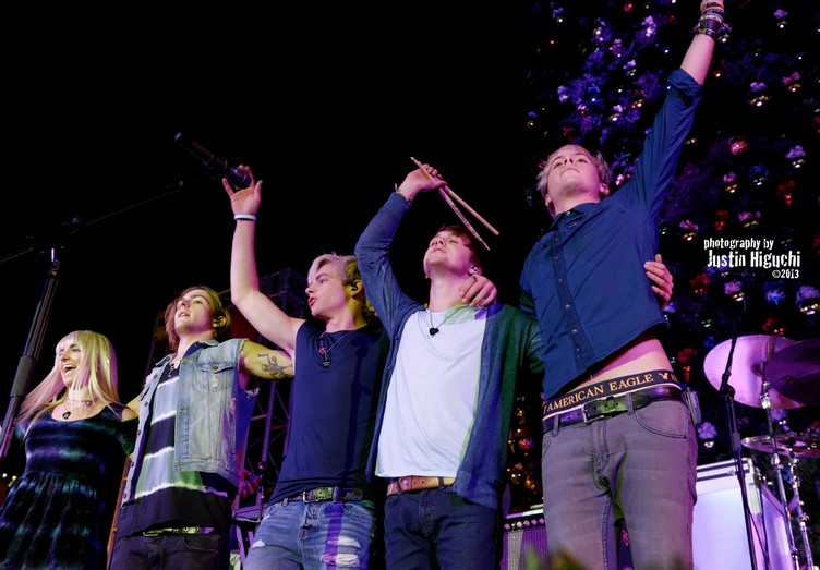 R5 featuring Ross Lynch The Citadel Outlets