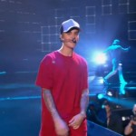 Justin Bieber – What Do You Mean? (Live @ MTV EMA 2015)
