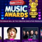 Glasajte odmah: Tay, Sel, 1D, Biebs, Demi i Ari među nominovanima za Disney Music Awards!