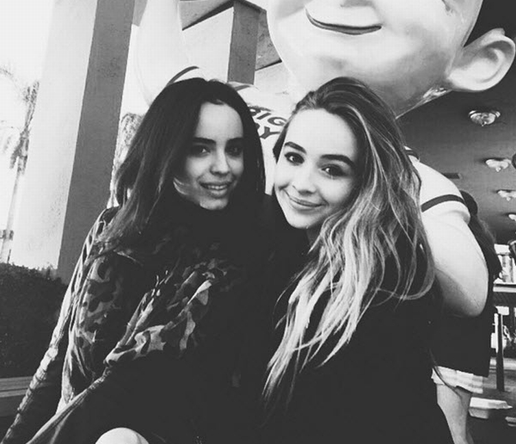 sabrina-carpenter-sofia-carson-jan-31-2015