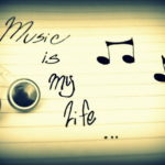 Anjin blog: Music is my life!
